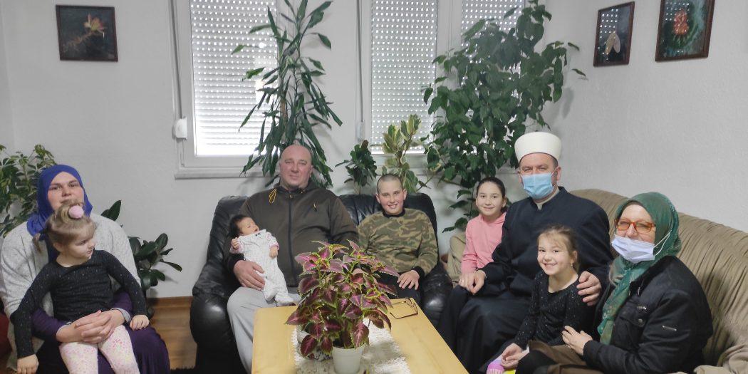 Kladanj: Hedija Reisul-uleme za šesto dijete u porodici Jusupović