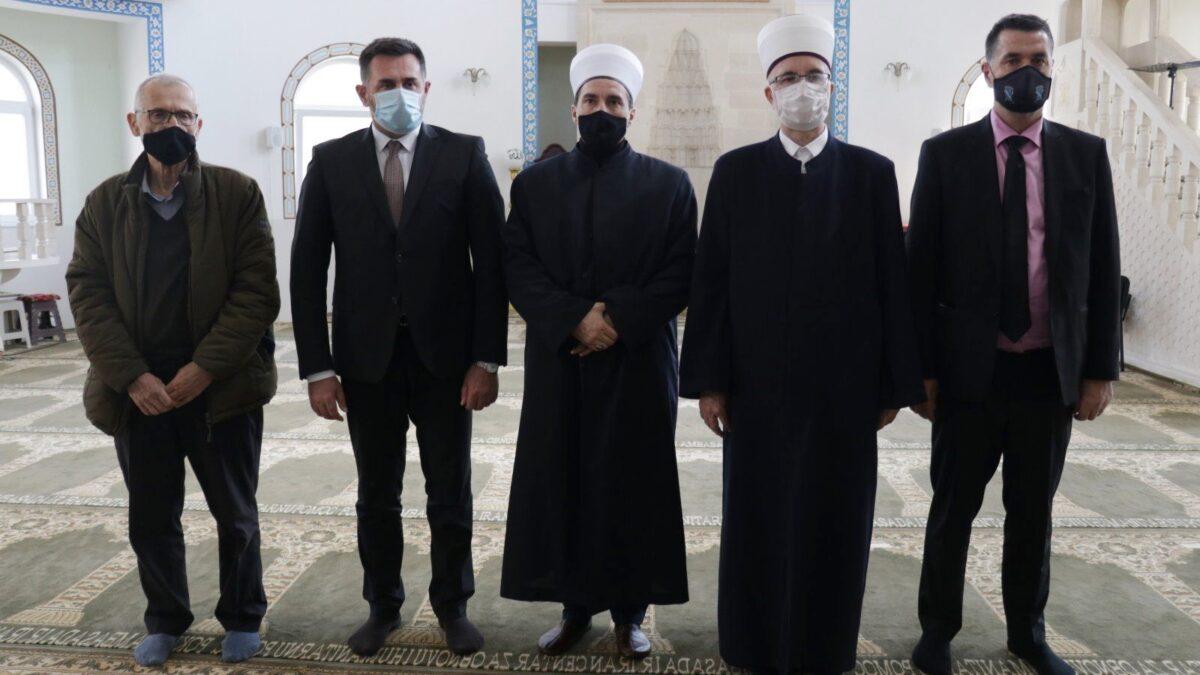 Nastavak izgradnje Islamskog centra u Banovićima