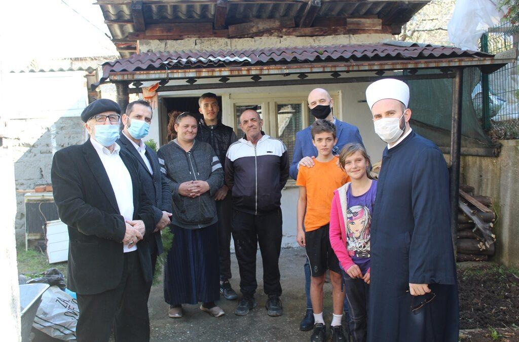 Tuzla: Porodica Mujić dobila novi dom