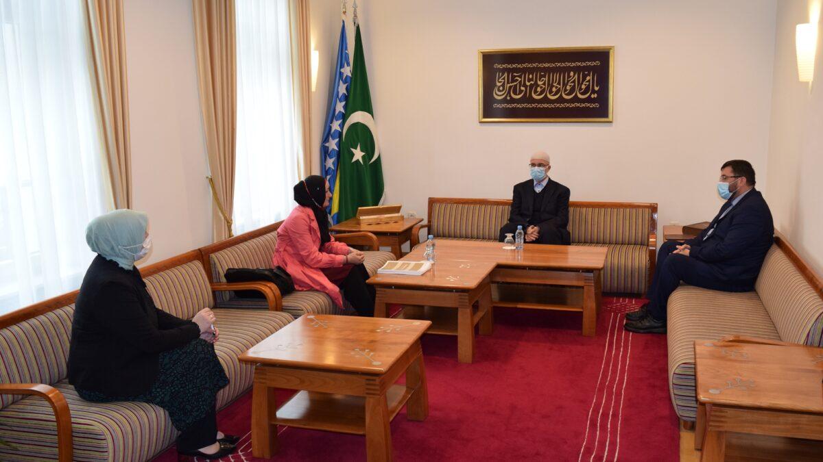 Razgovarano o radu Odjela za brak i porodicu Muftijstva tuzlanskog