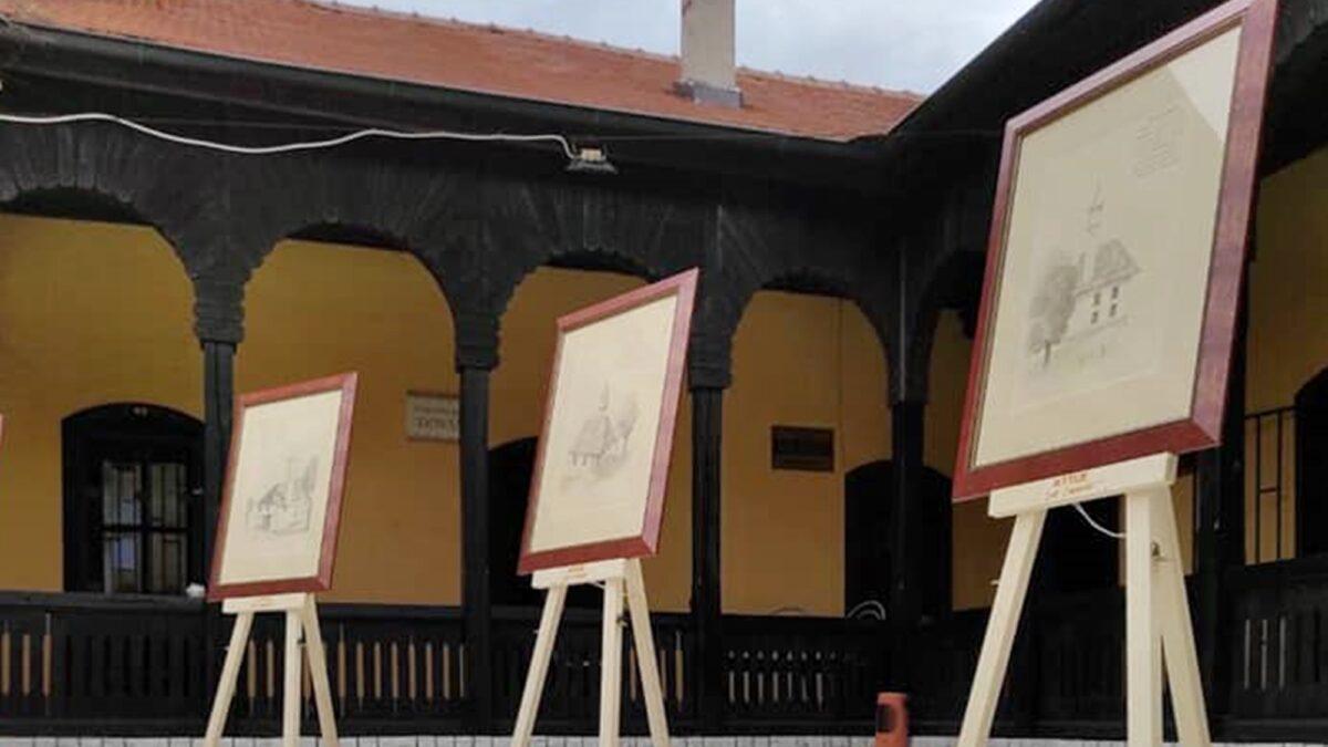 Izložba slika gračaničkih džamija