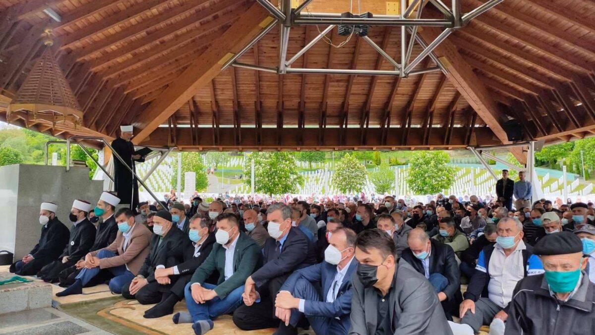 Obilježen Dan šehida na šehitlucima Memorijalnog centra Srebrenica