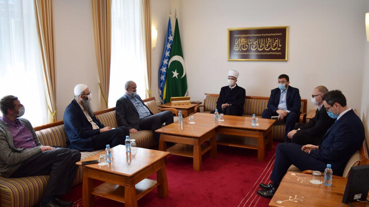 Muftija tuzlanski primio predstavnike Bošnjačkih nevladinih organizacija