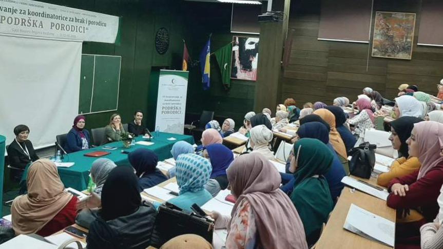 Bejtu-l-mal: Podrška braku i porodici