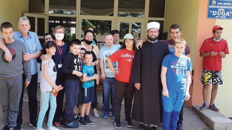 Bejtu-l-mal: Pomoć osobama s posebnim potrebama