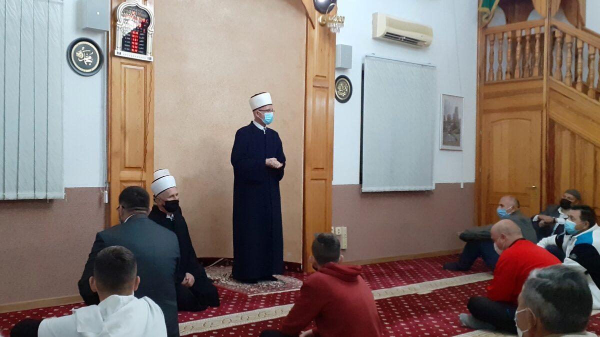 Muftija tuzlanski posjetio Medžlis Islamske zajednice Kalesija