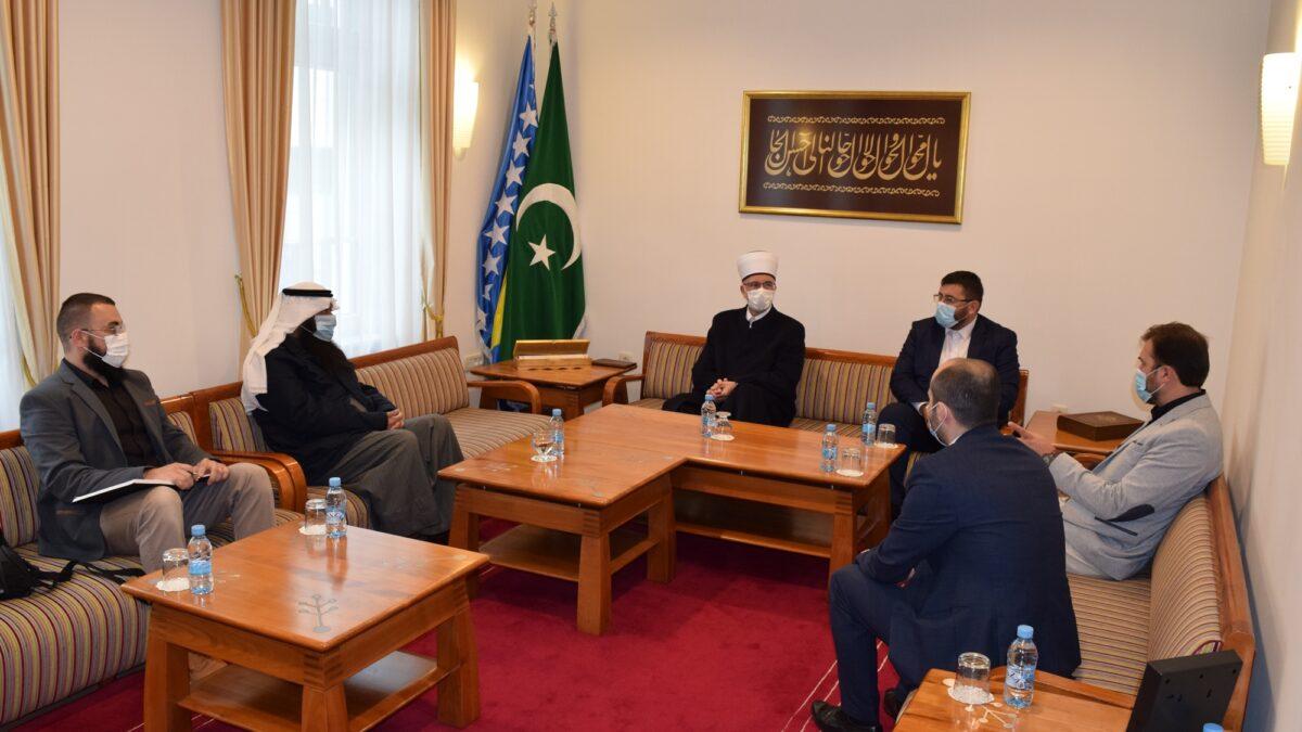 Gosti iz Kuvajta posjetili Muftijstvo tuzlansko