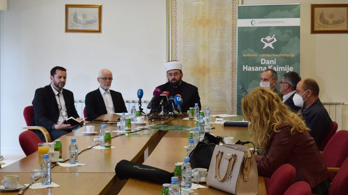 Povelja za životno djelo Hasan Kaimija Salih-ef. Smajloviću