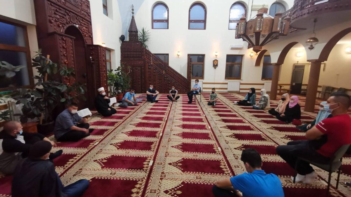 Predavanja za mlade u Srebreniku