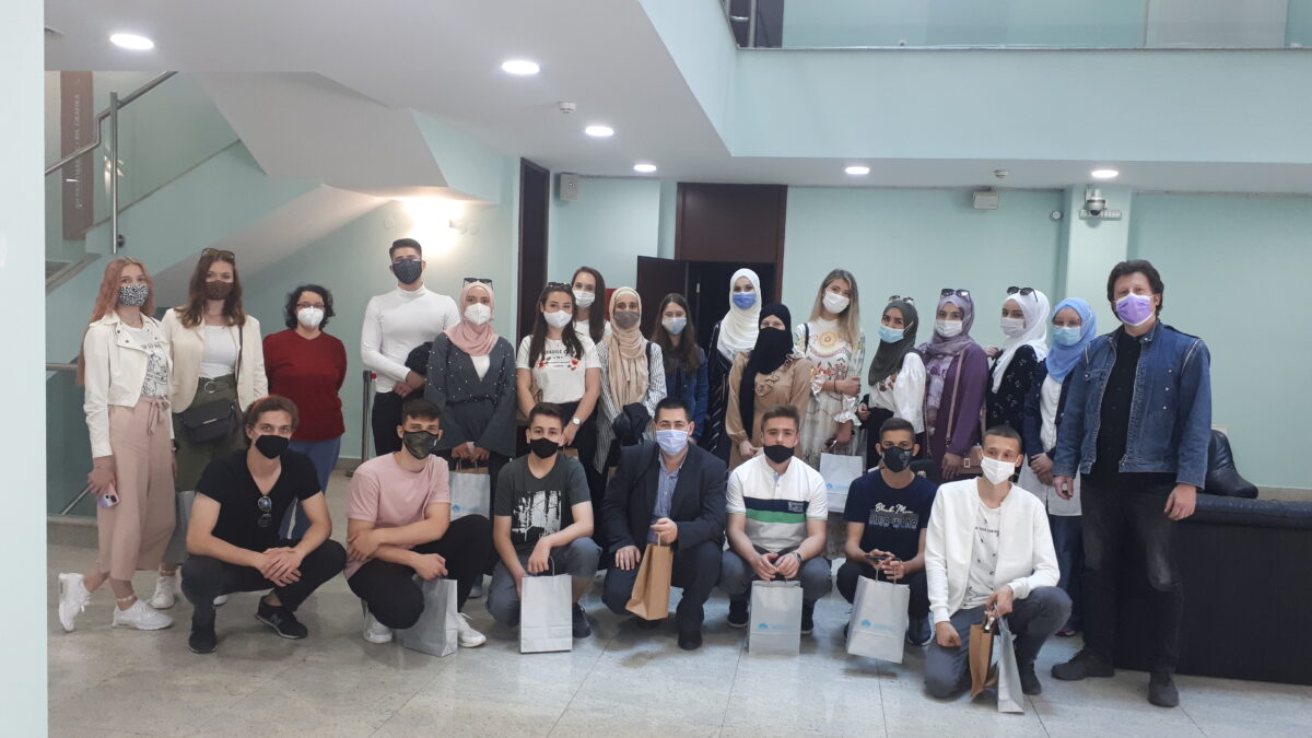 Ekskurzija za polaznike Kursa islama u Tuzli