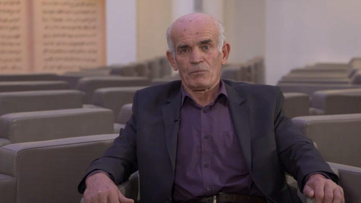 Salih-ef. Smajlović dobitnik Povelje Hasan Kaimija za životno djelo