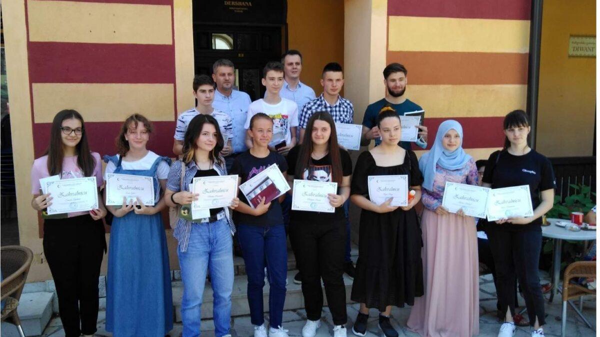Medžlis Islamske zajednice Gračanica nagradio učenike generacije