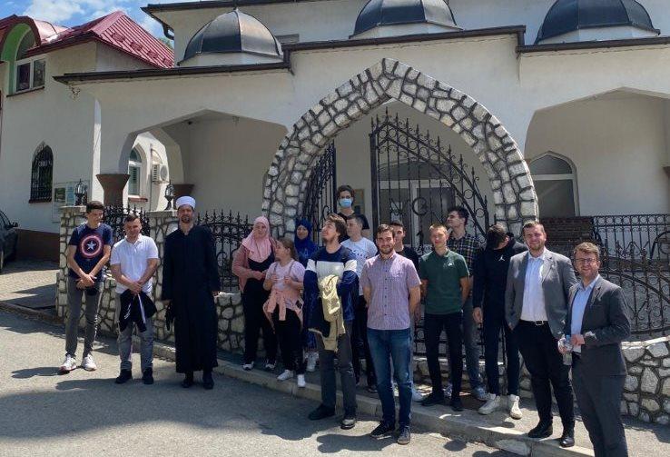 Mladi posjetili Srebrenicu