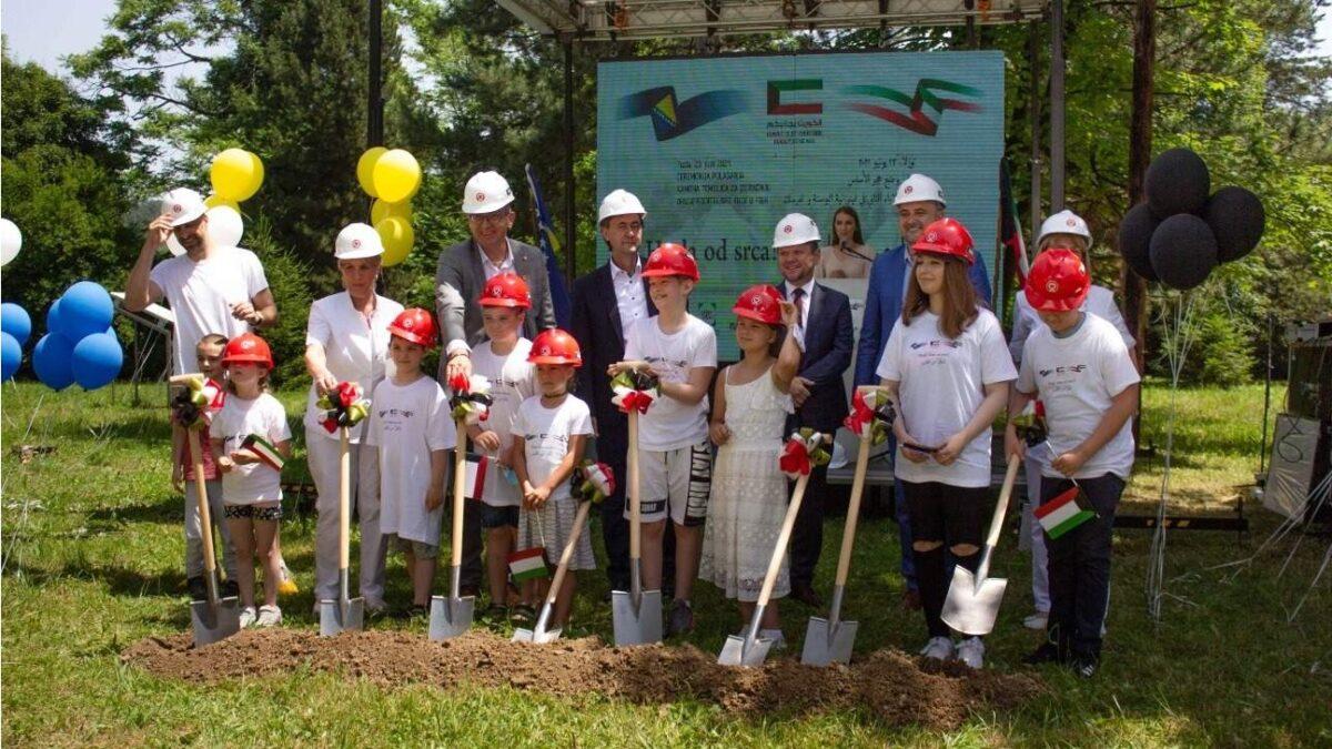 Počela izgradnja Roditeljske kuće u Tuzli