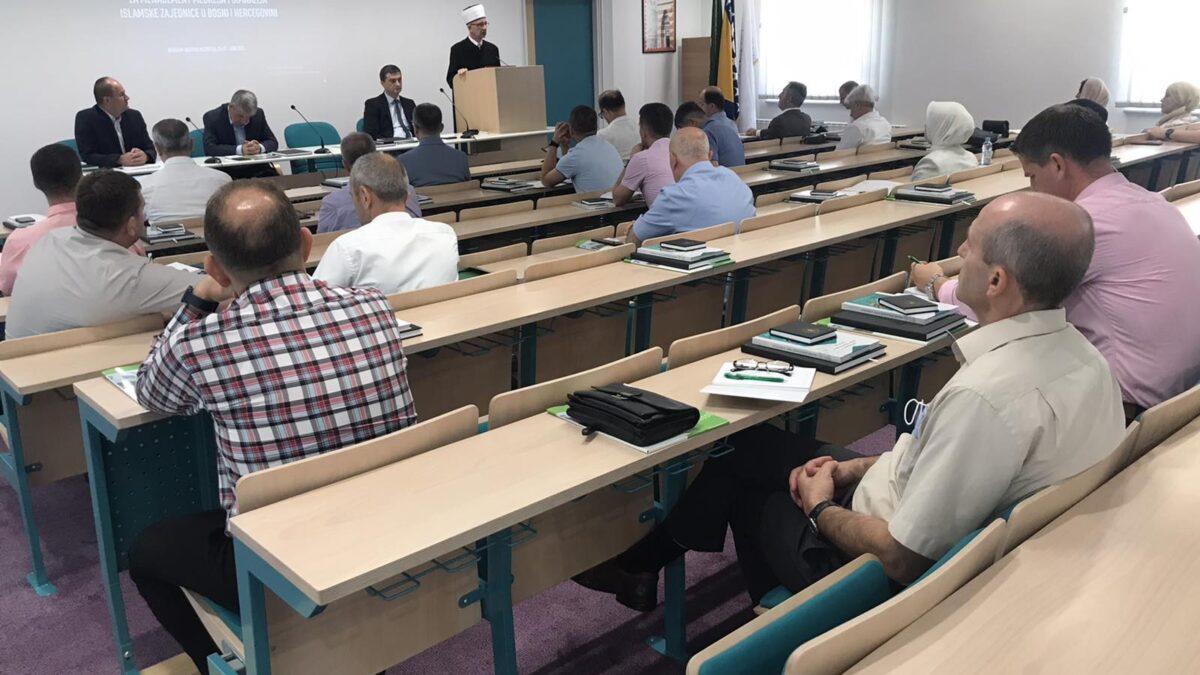 Savjetovanje obrazovnih ustanova Islamske zajednice održano u Tuzli