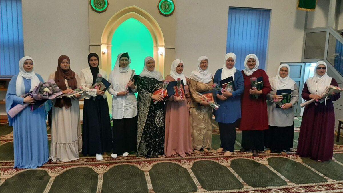 MIZ Živinice: Deset novih učača Kur'ana u džematu Dubrave Donje