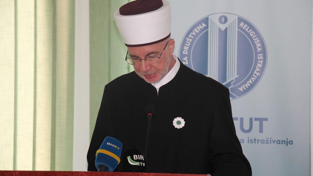 Muftija Fazlović: Uloga alima Srebrenice važna danas kao i u prošlosti