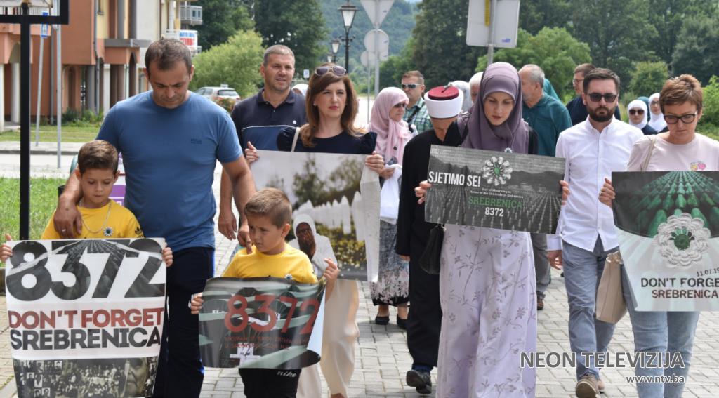 Srebrenica – Dan sjećanja