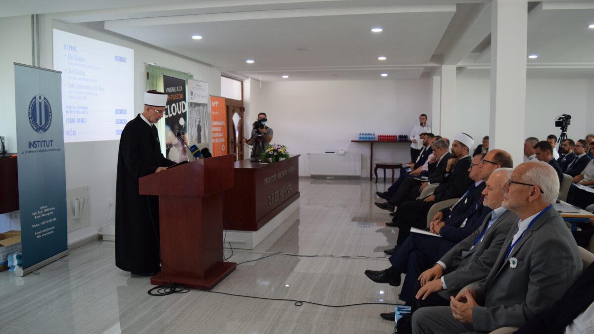 "U Srebrenici održana naučna konferencija ""Alimi Srebrenice i njihova uloga u duhovnom i društvenom životu Bošnjaka"""