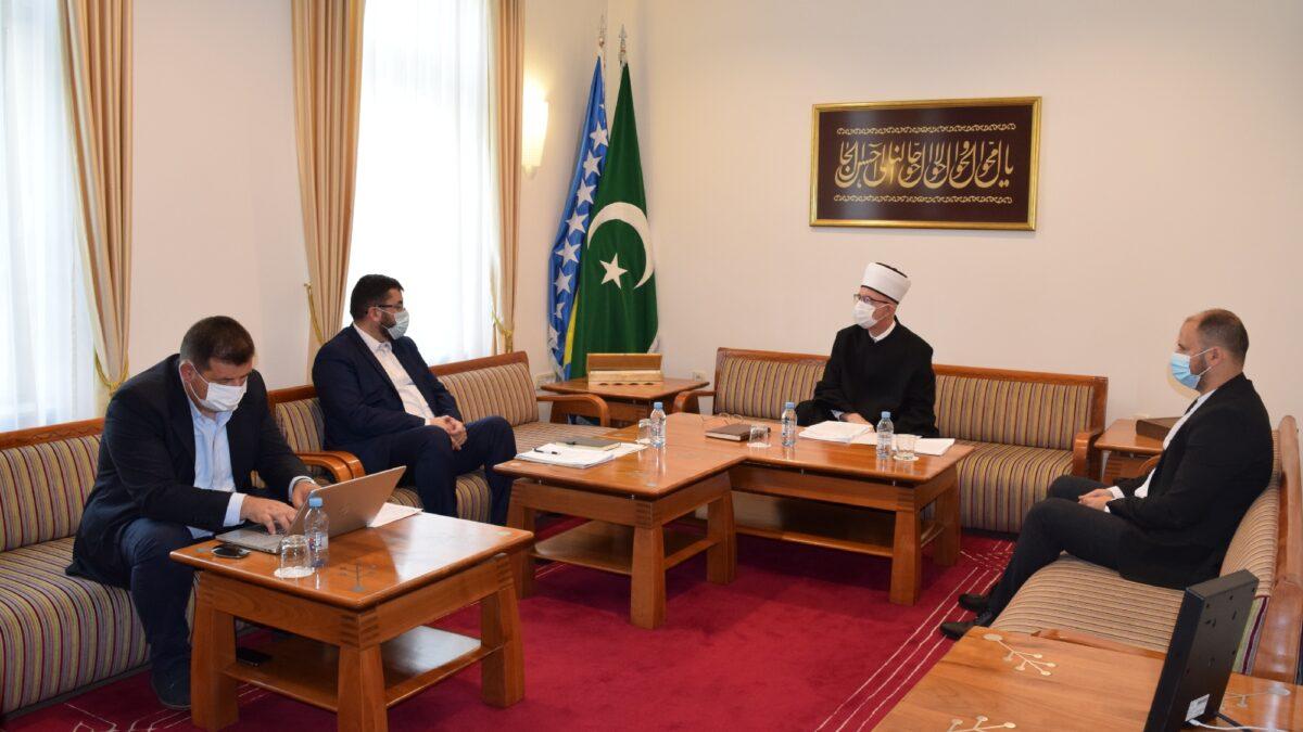 Održana sjednica Muftijstva tuzlanskog