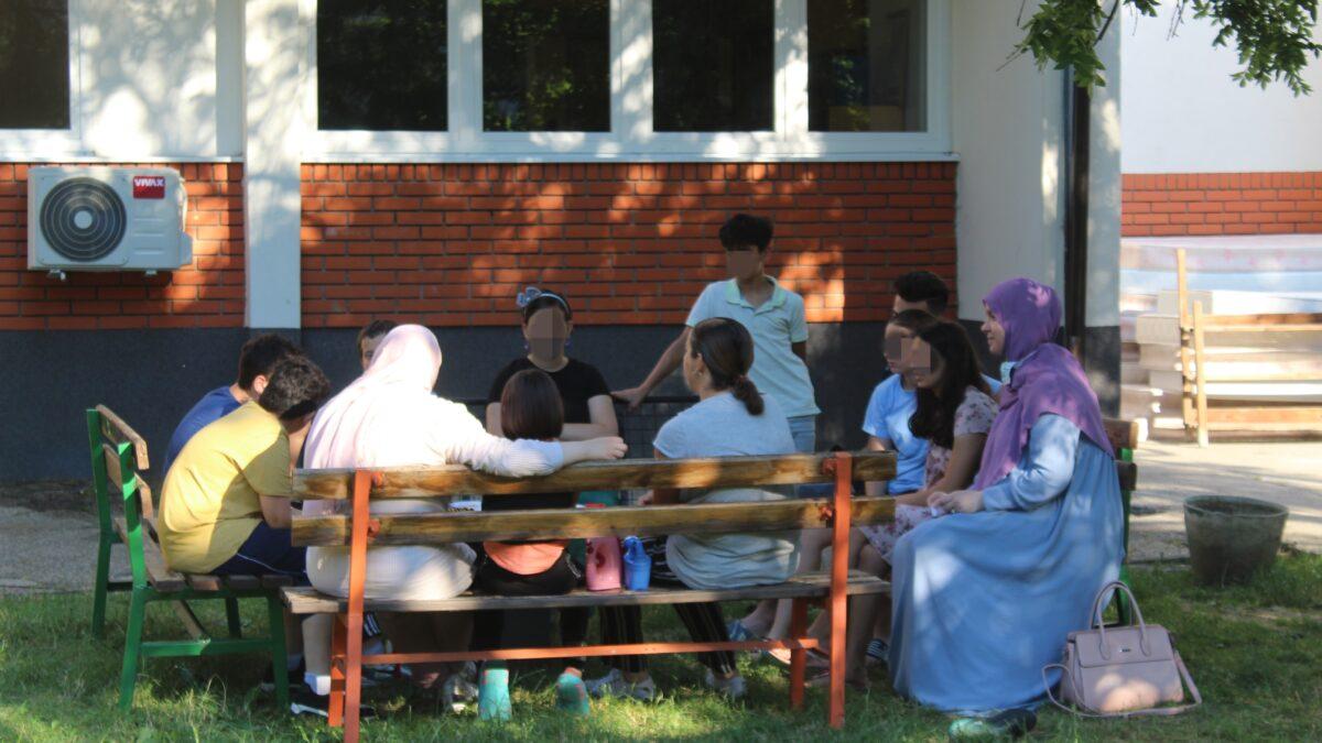 Dan igre i prijateljstva u Domu za djecu bez roditeljskog staranja u Tuzli