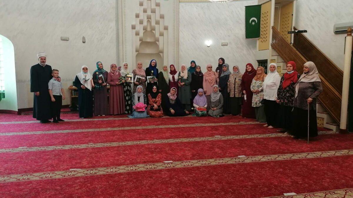Jedanaest novih učača Kur'ana u Živinicama