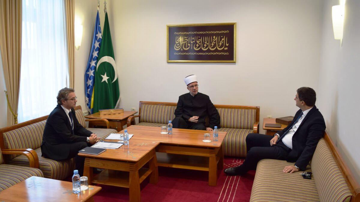 Razgovarano o razvojnim projektima Agencije za certificiranje halal kvalitete