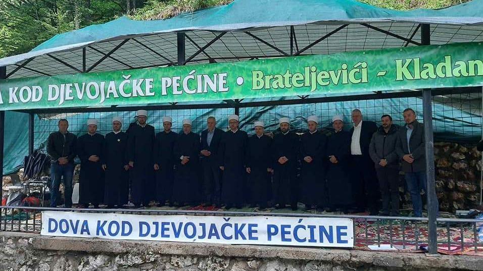 """Završena vjersko-kulturna manifestacija """"Dani Djevojačke pećine 2021"""""""