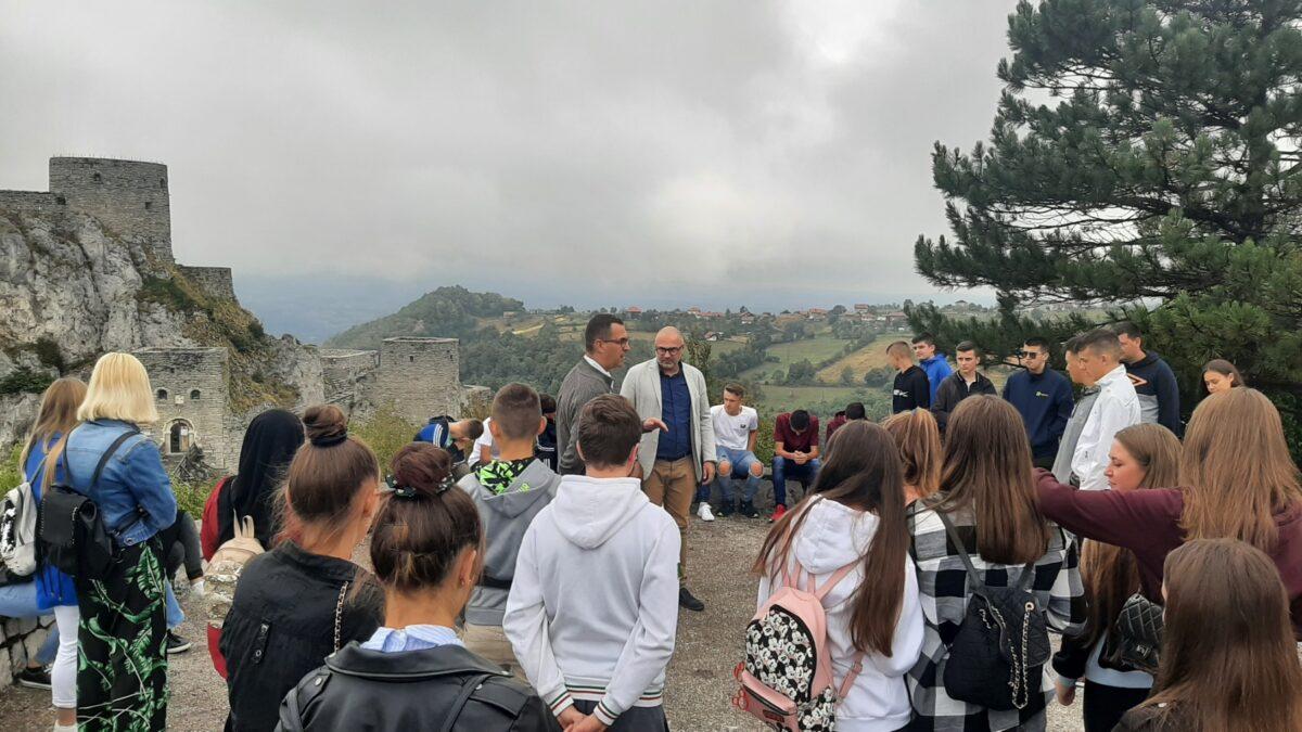 Učenike iz bosanskog Podrinja povezati s vršnjacima iz cijele Bosne i Hercegovine