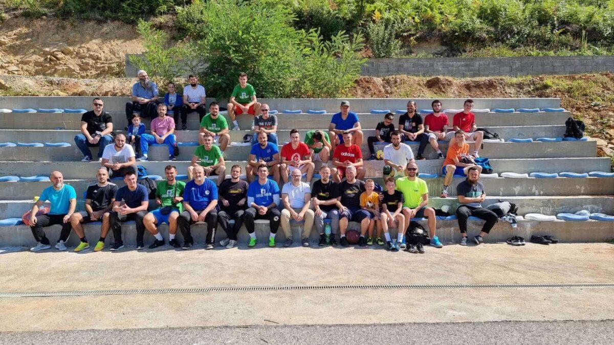 Edukativno-sportski susreti Regionalne koordinacije bošnjačkih nevladinih organizacija za sjeveroistočnu Bosnu