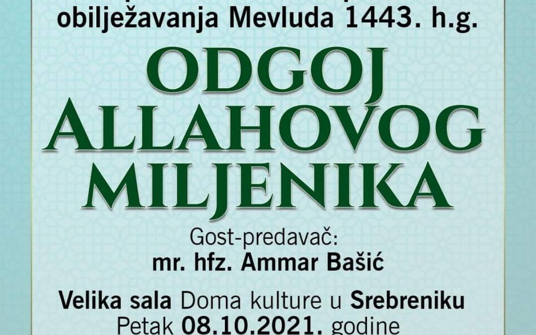 Dani Mevluda u Srebreniku