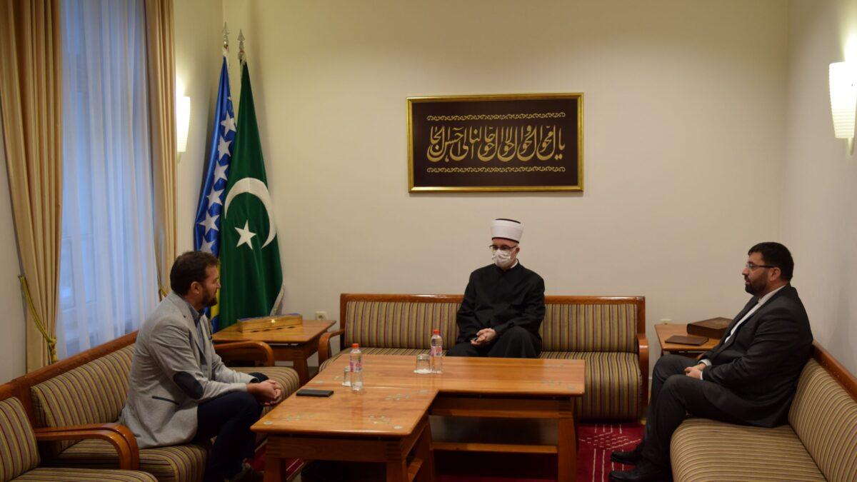 Nastavak obnove kabineta islamske vjeronauke